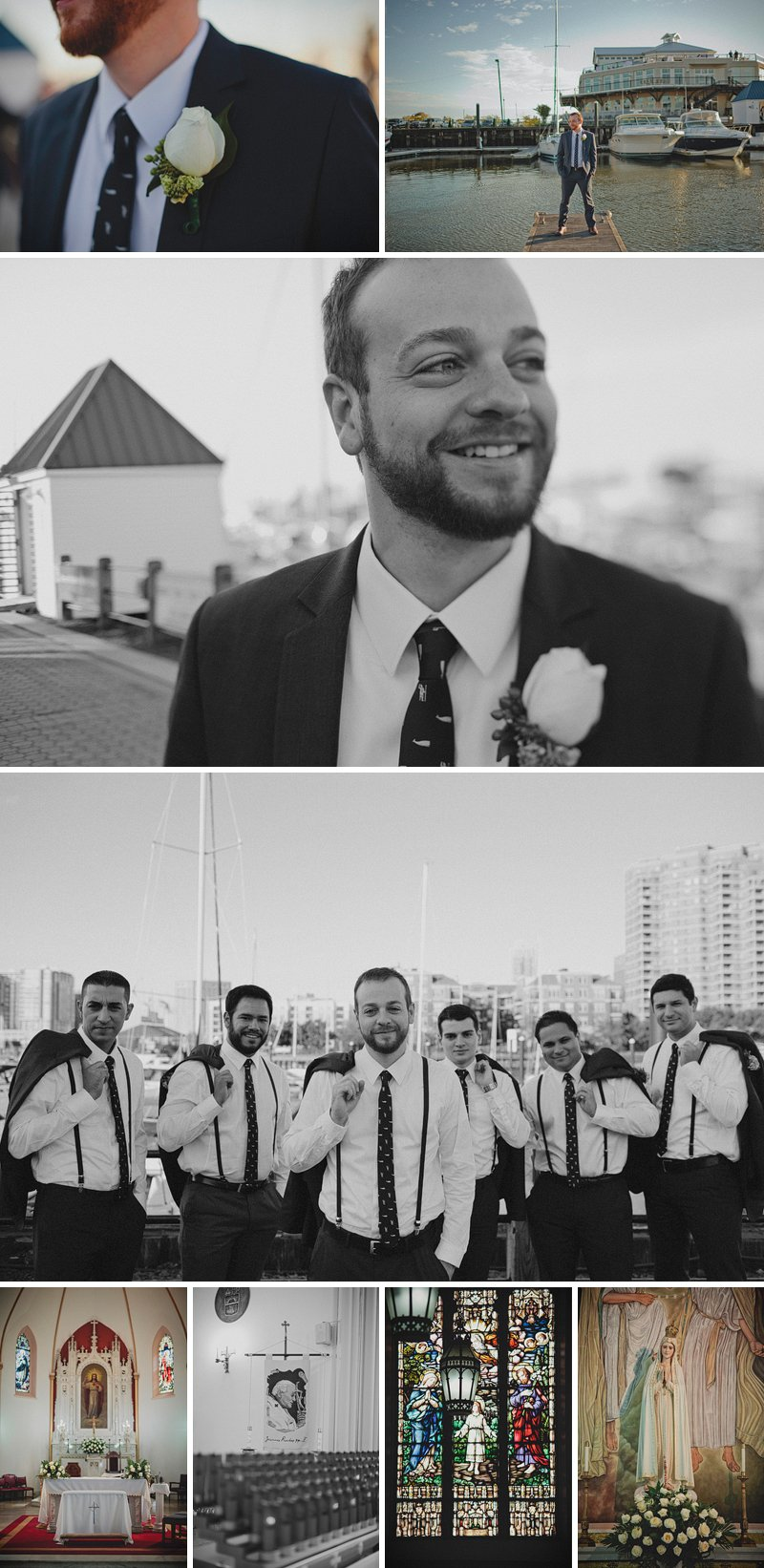 Jersey City Wedding at Maritime Parc
