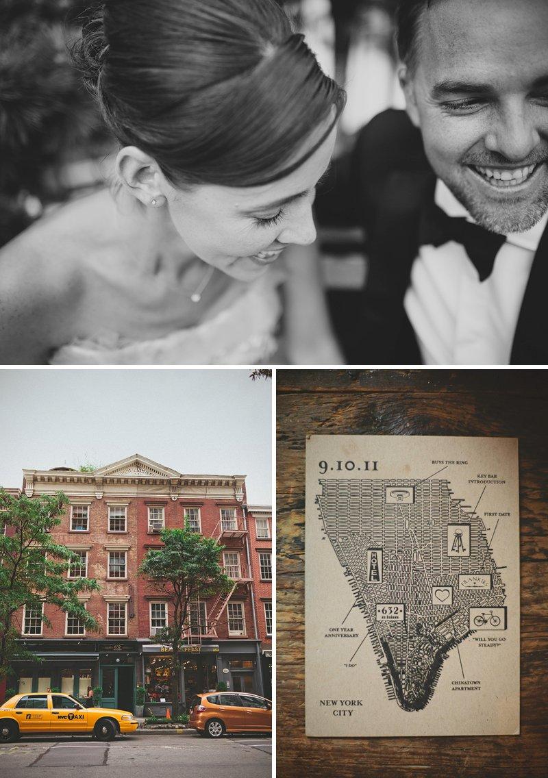 632 on hudson wedding