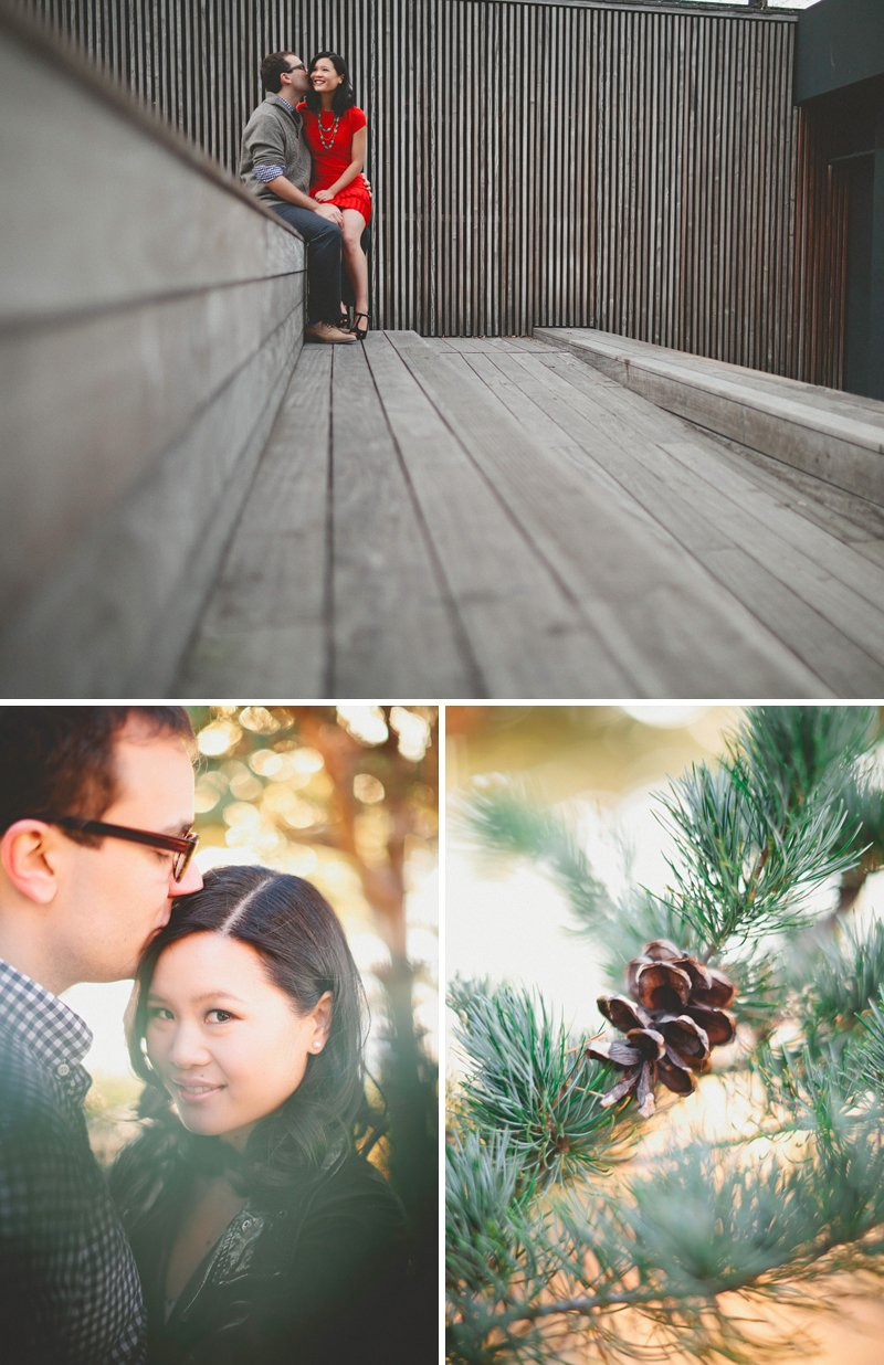 nyc highline engagement session 1