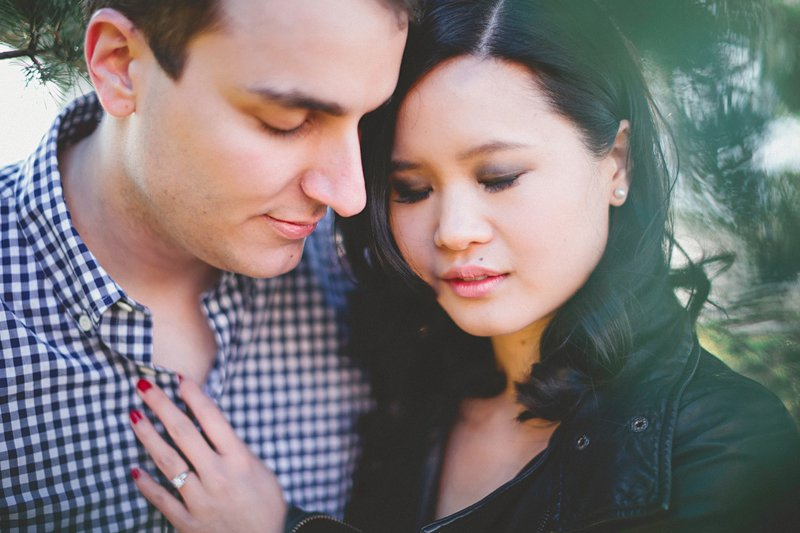 nyc highline engagement session 2