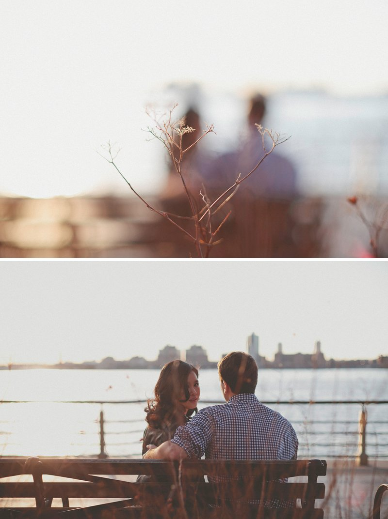 nyc highline engagement session 3