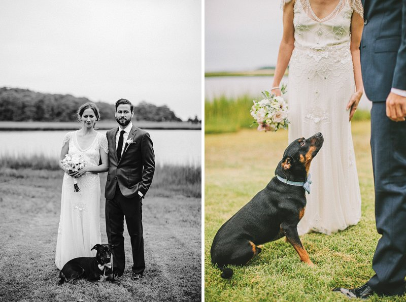 rustic farm wedding with dog ideas