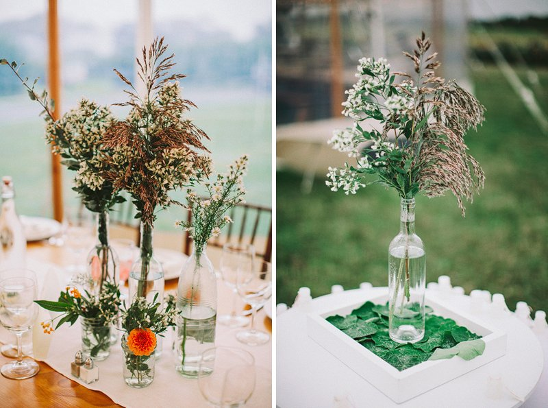 hamptons farm tent wedding ideas