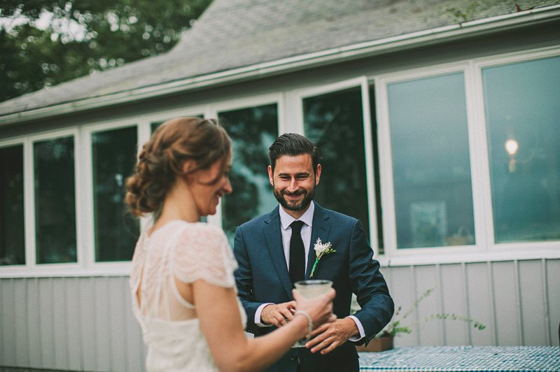 montauk backyard wedding 2