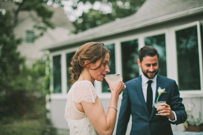 montauk backyard wedding 1