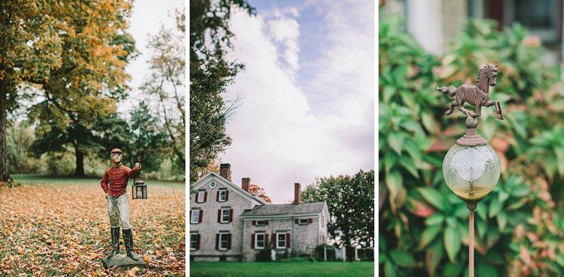 Tralee Farm NY in Fall.