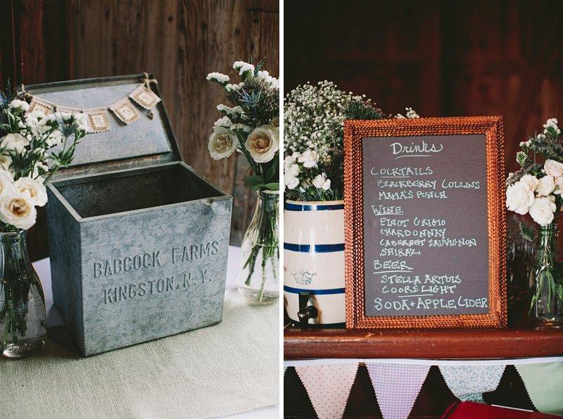 rustic wedding ideas hudson valley
