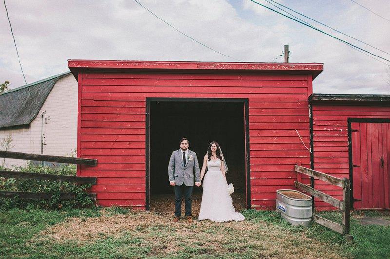 barn wedding new york