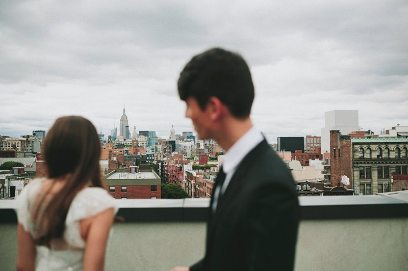 Hipster Wedding NYC