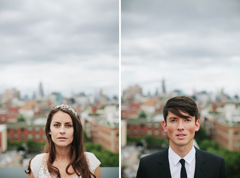 Hipster Wedding NYC