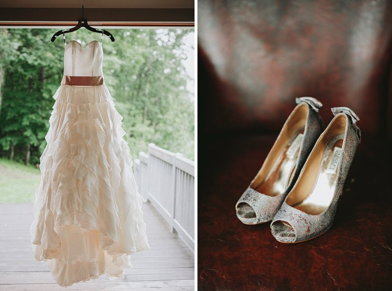 elegant wedding dress hudson valley