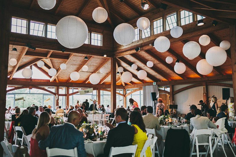 onteora mountain house wedding reception