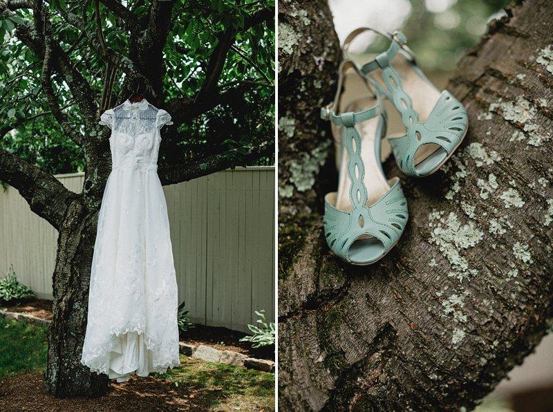 Edgewood Manor rhode island wedding
