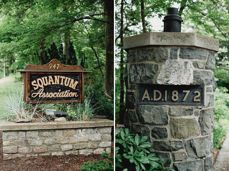 squantum association rhode island