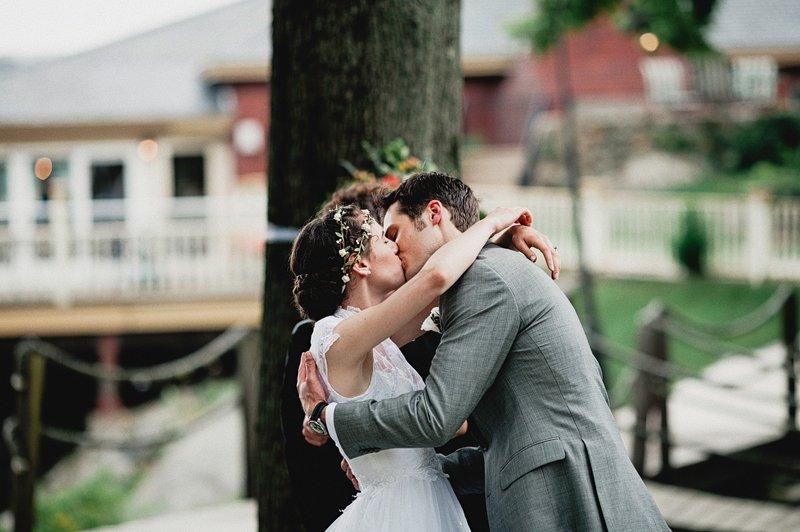 squantum association wedding rhode island