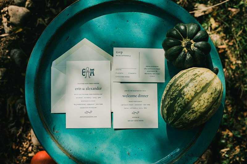 fall color wedding ideas
