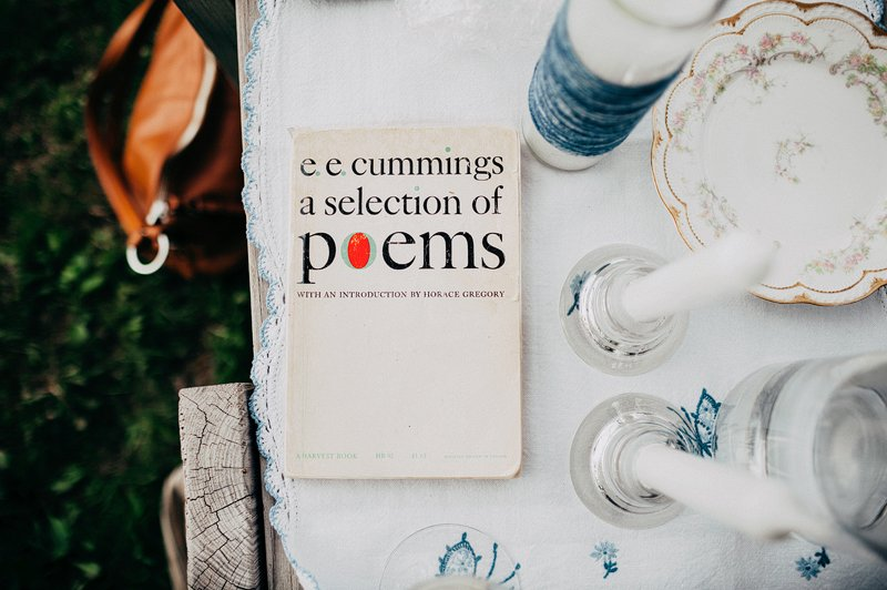 wedding poems book
