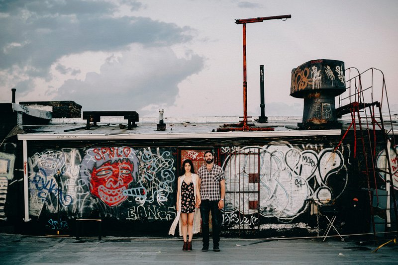 South Williamsburg Rooftop Portraits