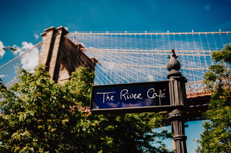 The River Cafe Dumbo Wedding Photographer