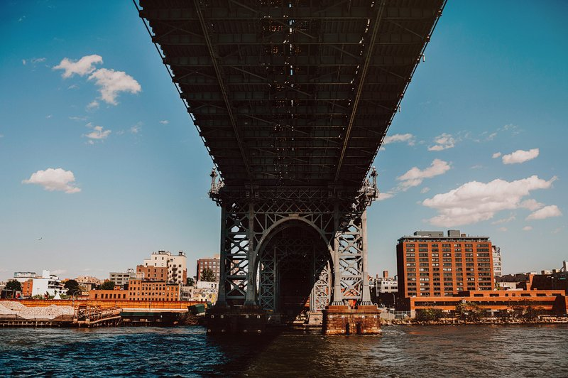 williamsburg brooklyn bridge wedding