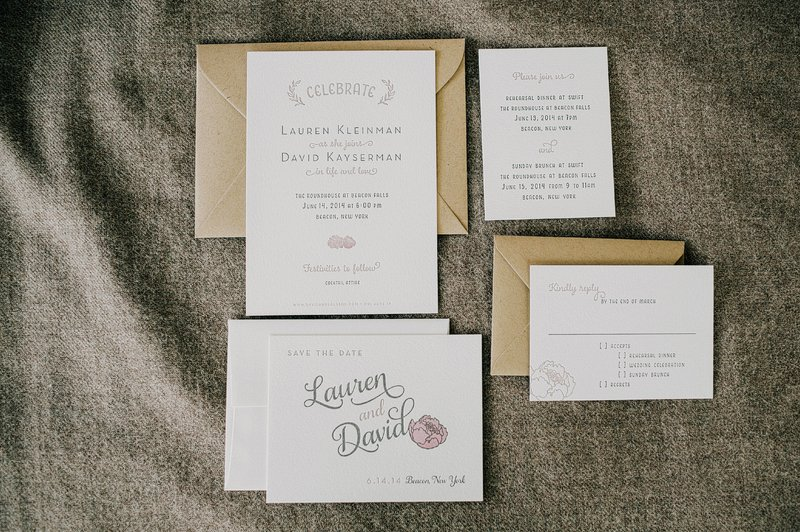 custom wedding invitation ideas