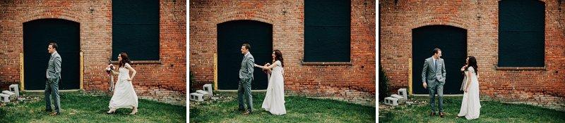 first look wedding beacon ny