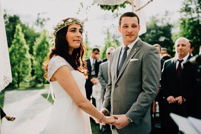 the roundhouse beacon wedding ceremony 3