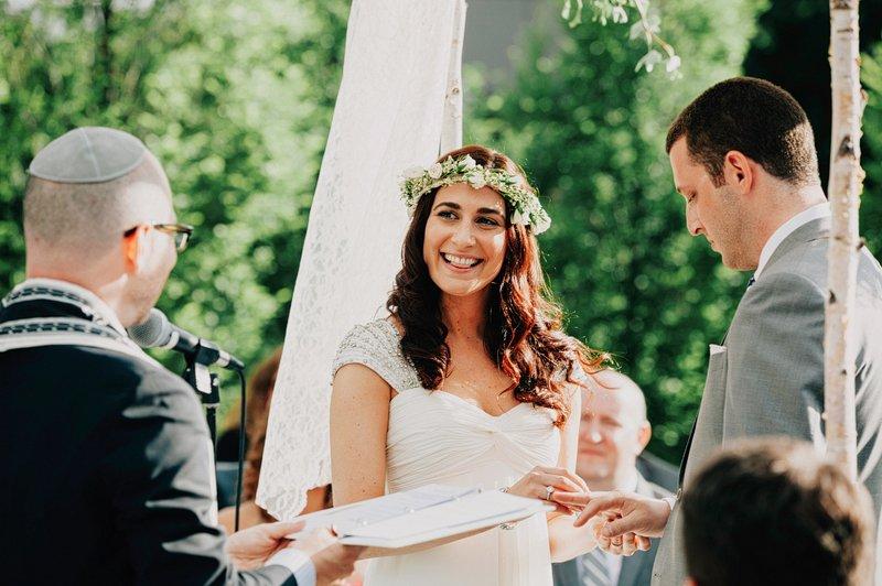 the roundhouse beacon wedding ceremony 4