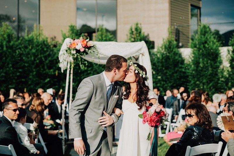 jewish wedding ceremony beacon ny 3