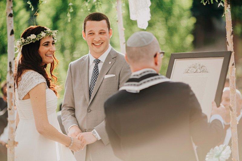 jewish wedding ceremony beacon ny