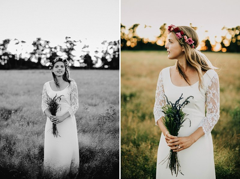 kontokosta winery sunset wedding