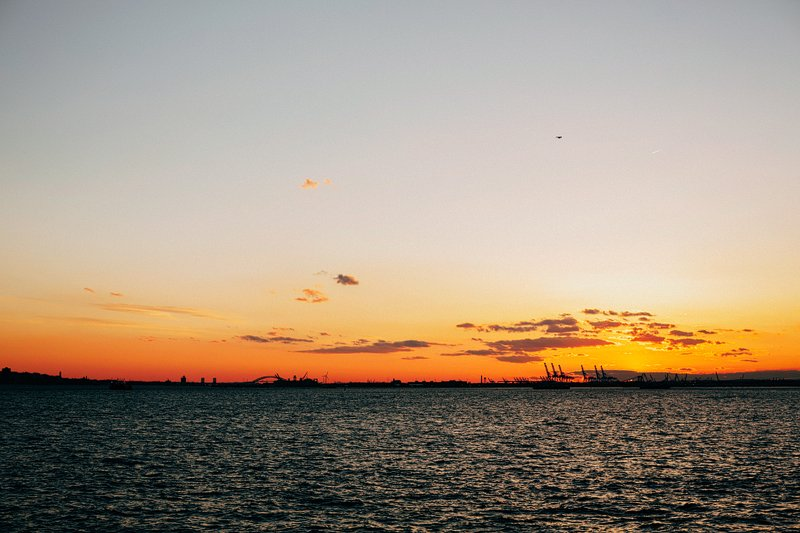 red hook sunset wedding