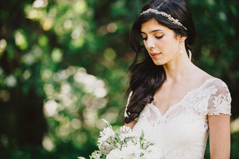 hipster bride