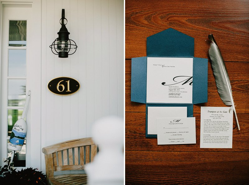 seatuck cove house wedding