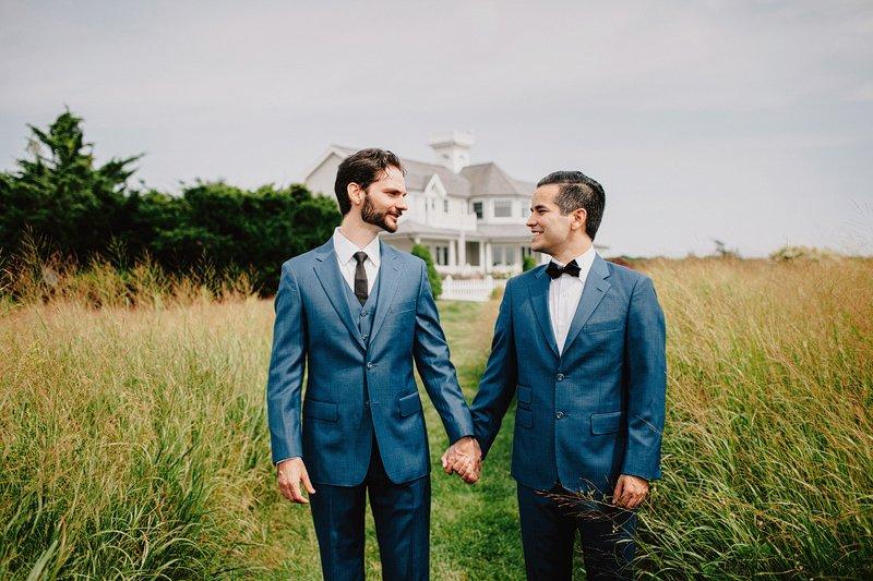 wedding eastport ny