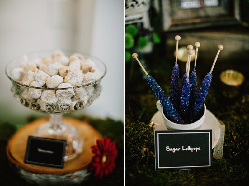 creative table setting wedding  3