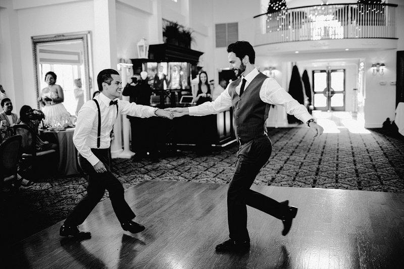 same sex wedding first dance
