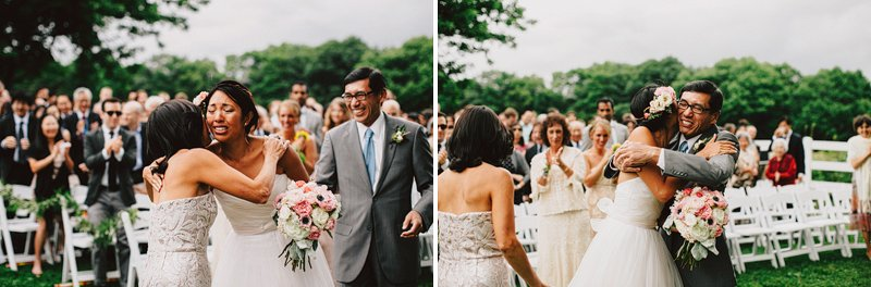 stone tavern farm wedding ceremony 5