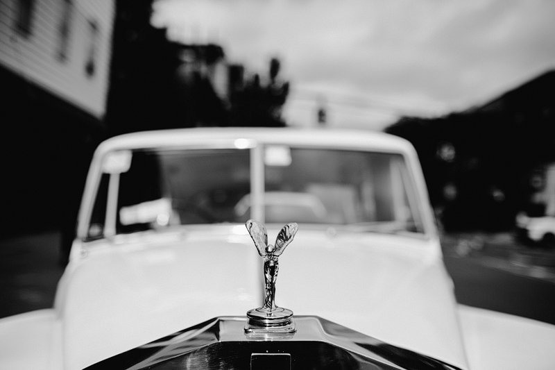 classic rolls royce wedding rental