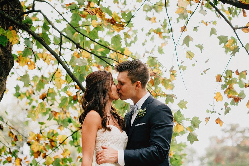 fall colors wedding inspiration