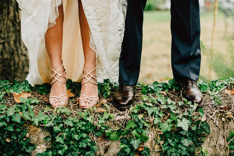 fall colors wedding inspiration
