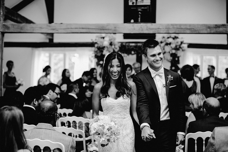 barley sheaf farm pa wedding ceremony