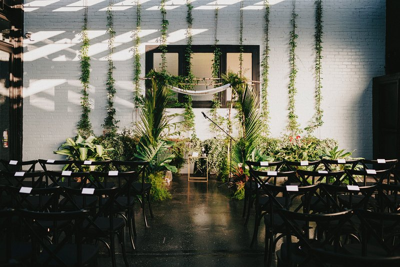 501 union brooklyn summer wedding