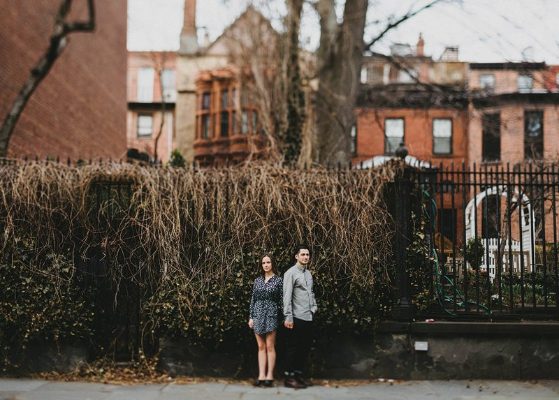 brooklyn engagement session ideas