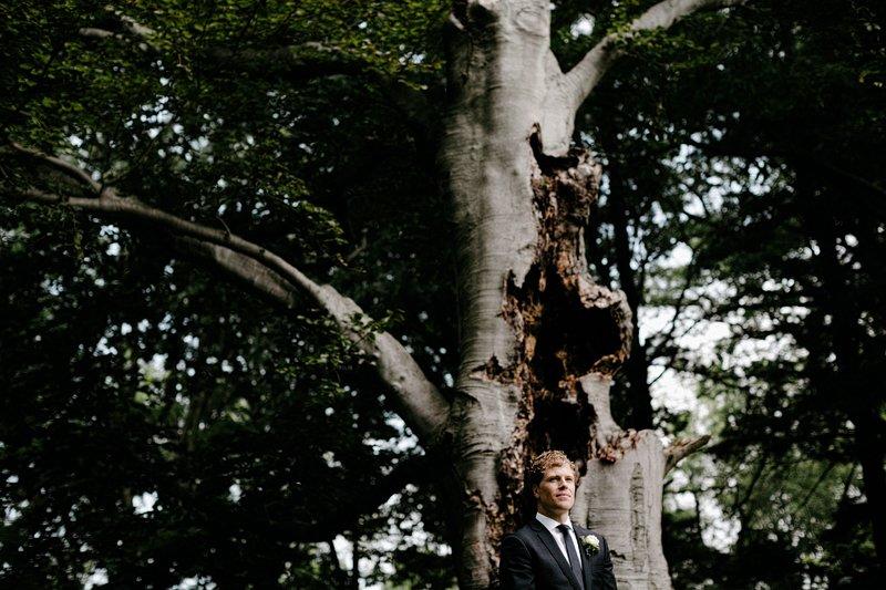 Hudson New York Oak Hill Summer Wedding