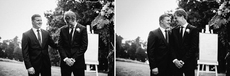 wedding ceremony oak hill hudson ny
