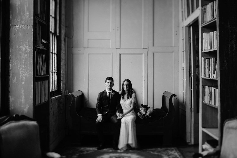 metropolitan building winter wedding ny