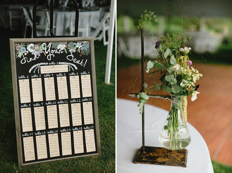 wedding reception design ideas
