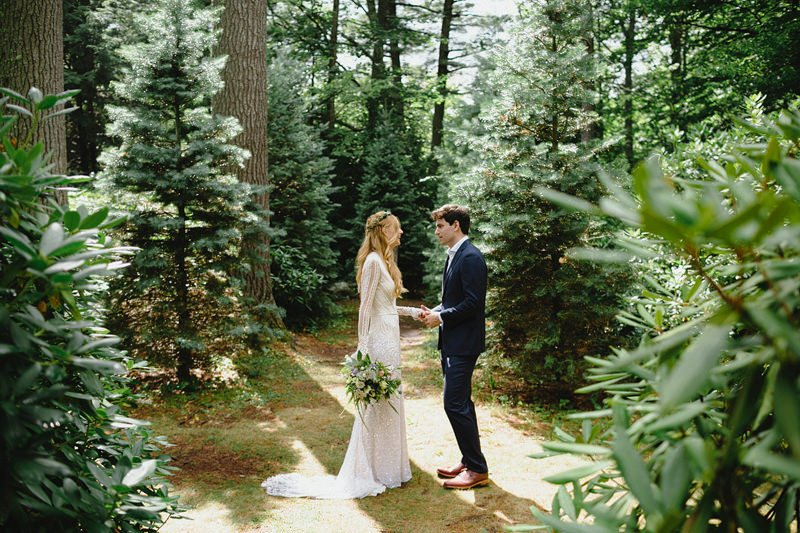 new hampshire lake sunapee wedding