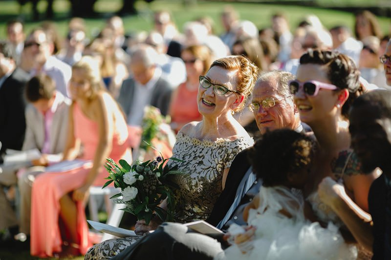 new hampshire lake sunapee wedding ceremony